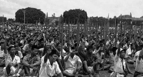 Kronologi-Sejarah-Perjuangan-Kaum-Santri-Hingga-Tercetusnya-Resolusi-Jihad-Nahdlatul-Ulama-Demi-Pertahankan-Kemerdekaan-RI