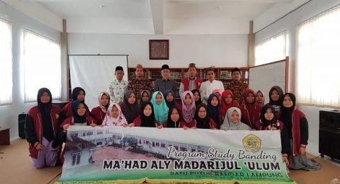 Kunjungan Lampung